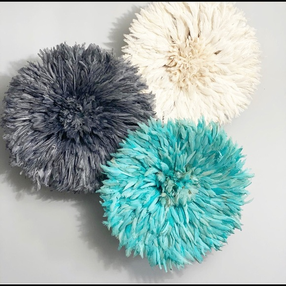Set of 3 juju hat (21, 21 and 18 inch each)